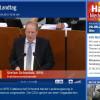 """""""Eklat"""" im niedersächsischen Landtag"""