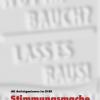 Neue DISS-Broschüre: Stimmungsmache