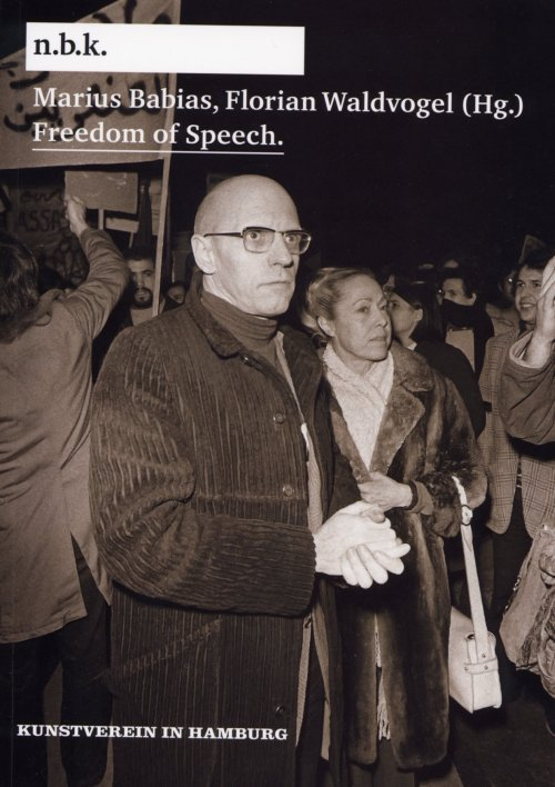 Cover Babias/Waldvogel (Hg.): Freedom of Speech