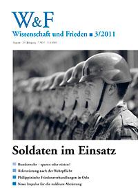 Titelcover Wissenschaft & Frieden 3-2011