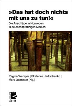 """Cover """"Das hat doch nichts mit uns zu tun"""", Edition DISS"""
