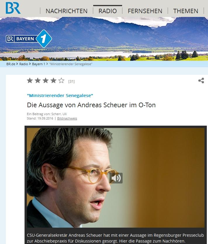 Bildschirmfoto br.de